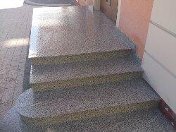 schody granitowe